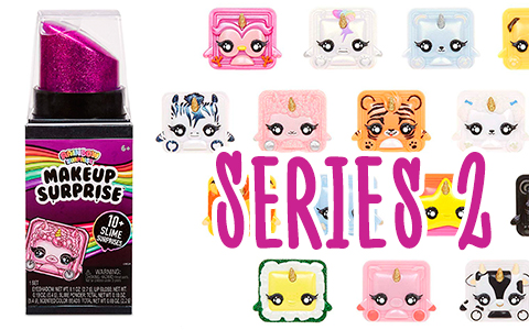 Poopsie Rainbow Surprise Makeup Surprise Series 2 is out!