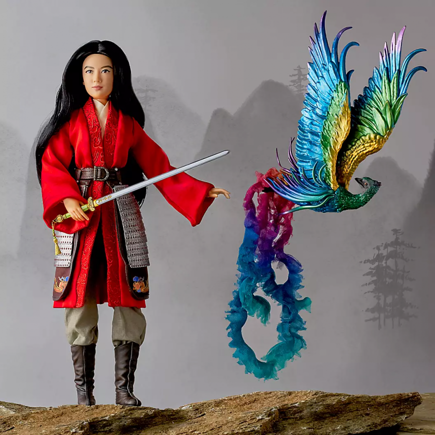 Mulan Limited Edition doll live action 2020
