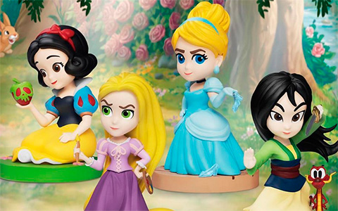 Beast Kingdom announced Mini Egg Attack MEA-016 Disney Princess Series