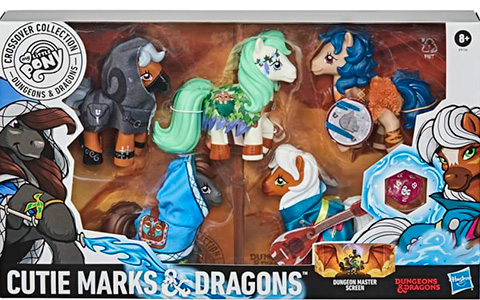My Little Pony Crossover Collection Dungeons & Dragons: Cutie Marks & Dragons