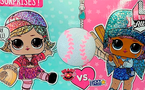 Lol Surprise All Star B.B.s - new glitter LOL toys 2020 are out!