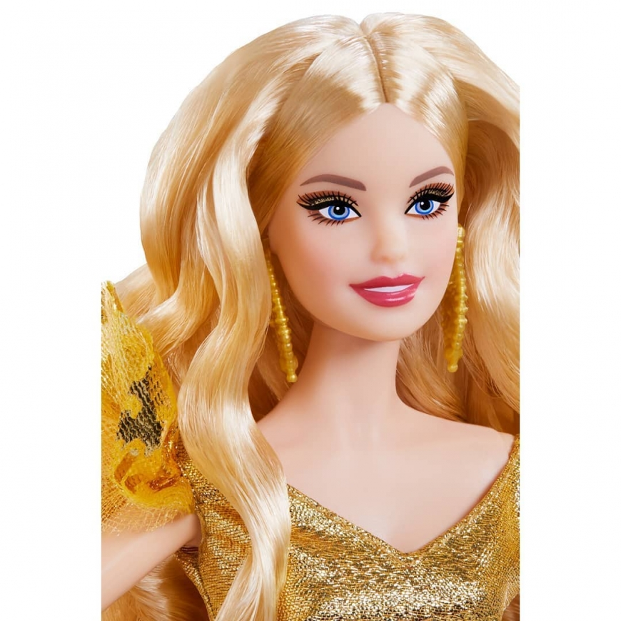 Holiday Barbie 2020 blonde doll