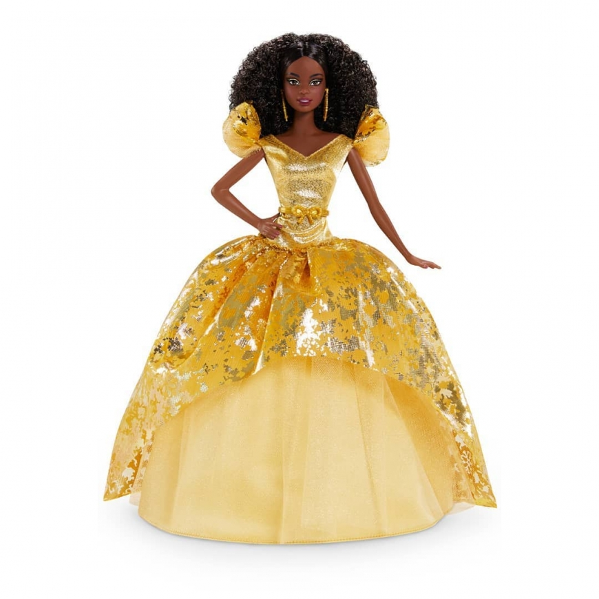 Holiday Barbie 2020 - 2021 doll AA