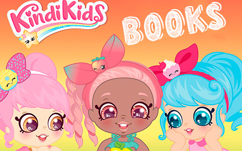 Kindi Kids books are coming in July 2020