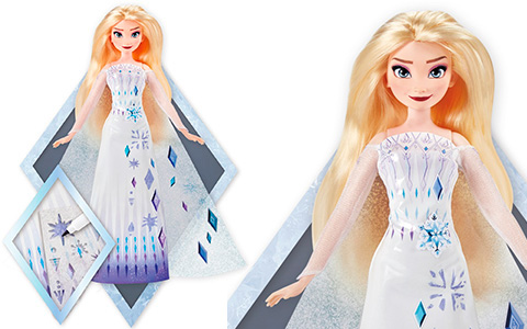 Disney Frozen 2 new Hasbro dolls for fall 2020