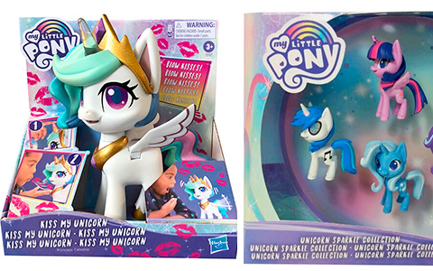 My Little Pony new toys for rest of 2020