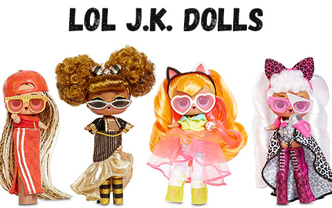 LOL Surprise J.K. series 1dolls – all about new LOL fashion tots