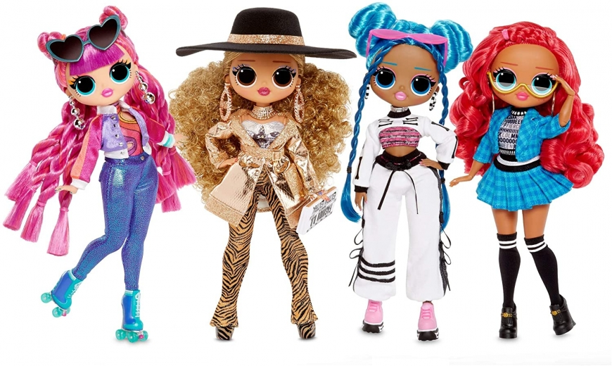 LOL OMG Series 3 dolls