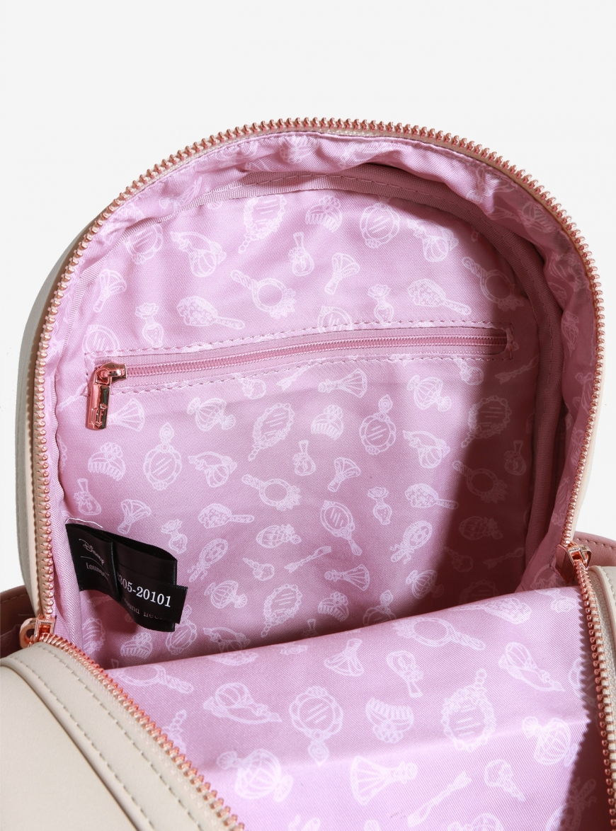 Loungefly Disney Princess Sketch Mini Backpack