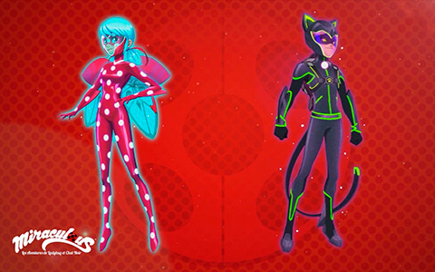 "Miraculous Ladybug new ""space"" powers for season 4, release date, special episodes, new heroes"