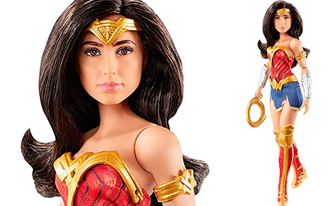 Barbie Wonder Woman 1984 playline dolls