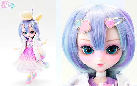 Pullip Purely Sherbet summer 2020 release