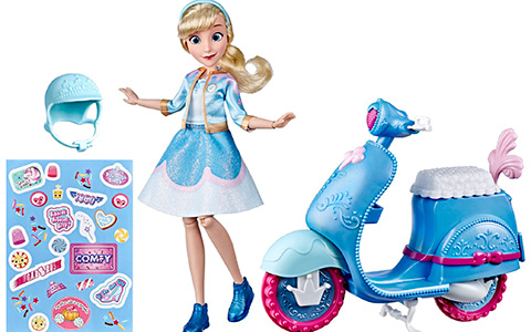 Disney Princess dolls from Hasbro for Fall 2020