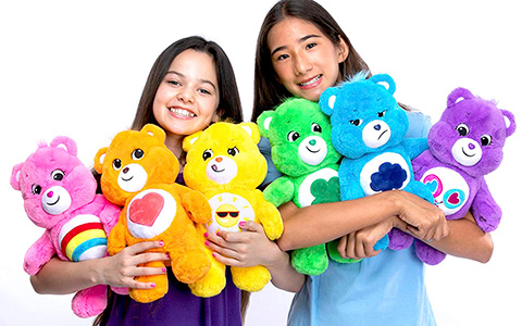 Care Bears Unlock the Magic toys from Basic Fun Toys