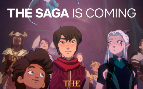 The Dragon Prince has been renewed for the entire saga, which means 4 more seasons!