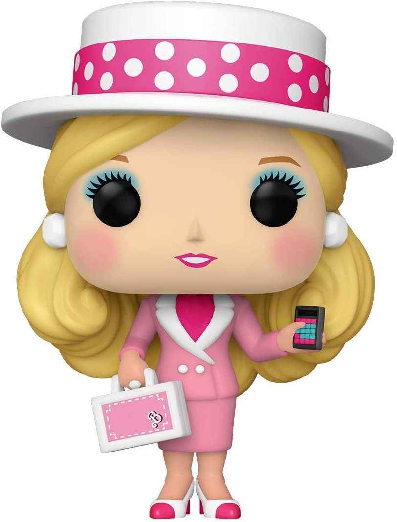 Funko POP retro Business Barbie