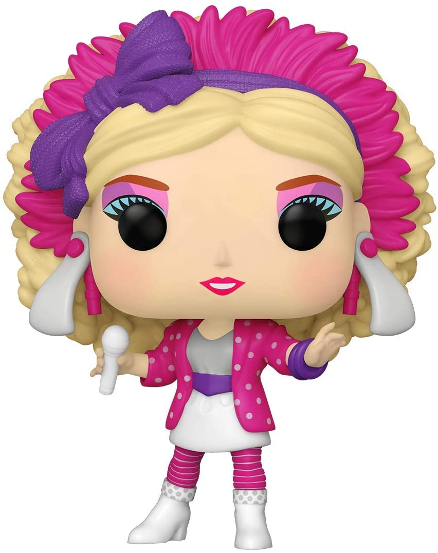 Funko POP retro Rock Star Barbie