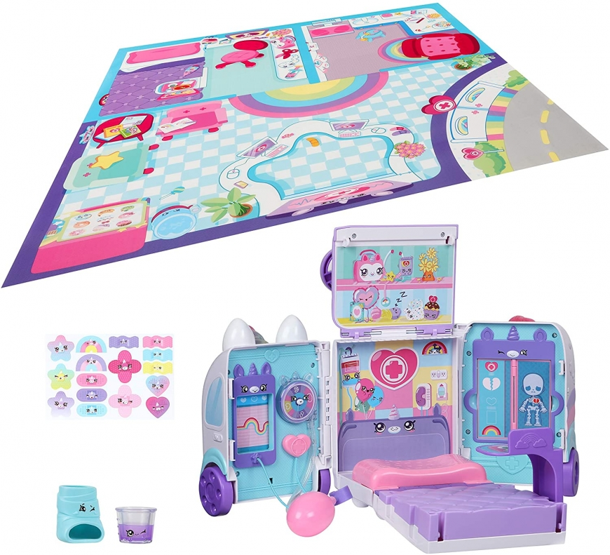 Kindi Kids Fun Unicorn Ambulance