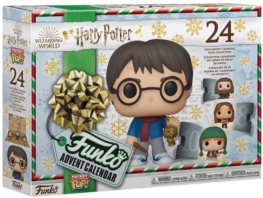 Funko Harry Potter advent calendar 2020
