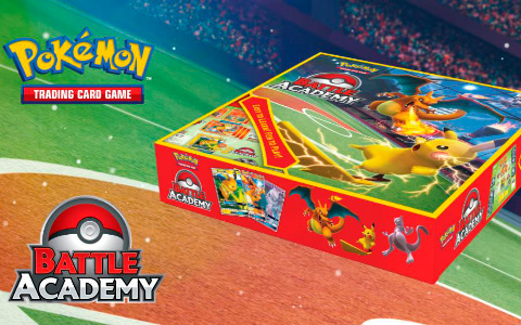 Pokemon firts ever board game adaptation of trading cards games