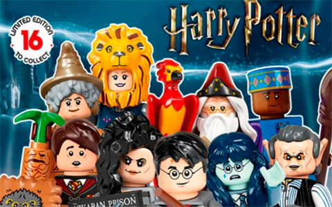 LEGO Harry Potter Minifigures Series 2 is coming!
