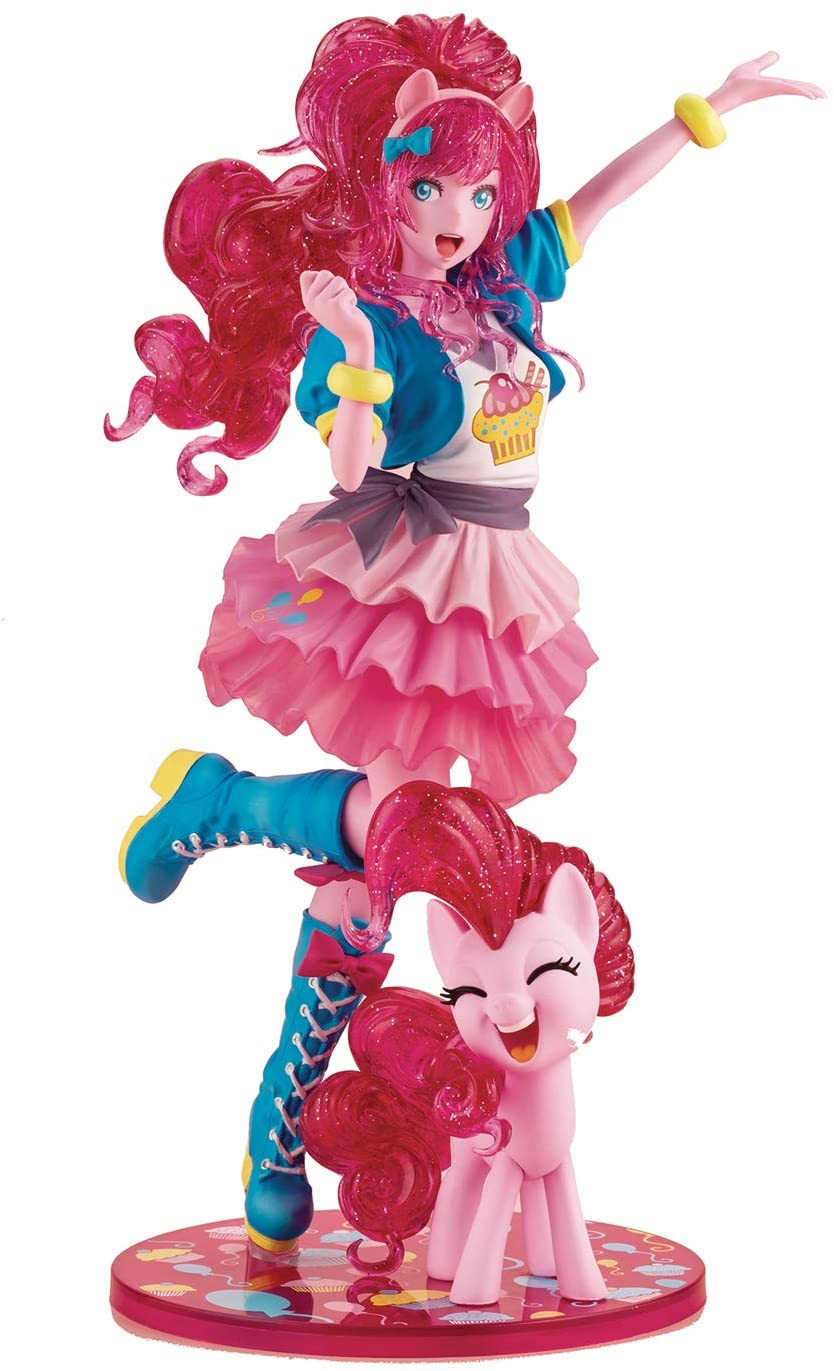 Kotobukiya My Little Pony Pinkie Pie Limited Edition Bishoujo figure