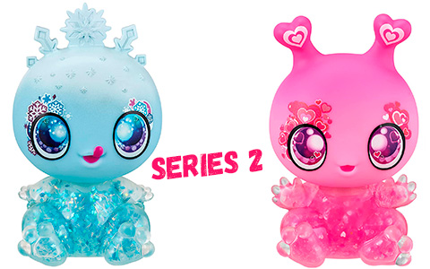 Goo Goo Galaxy Baby Series 2 dolls with light up belly