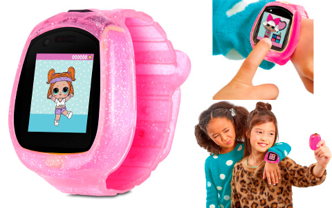 LOL Surprise Smartwatch and Camera for Kids