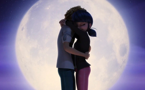 Miraculous Ladybug New York romantic moments