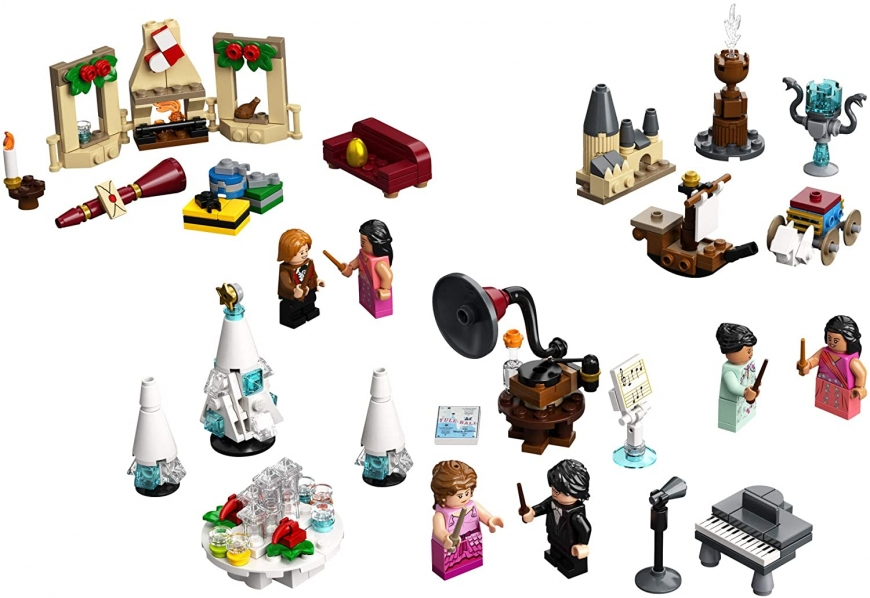 LEGO Harry Potter Advent Calendar 2020 Yule Ball