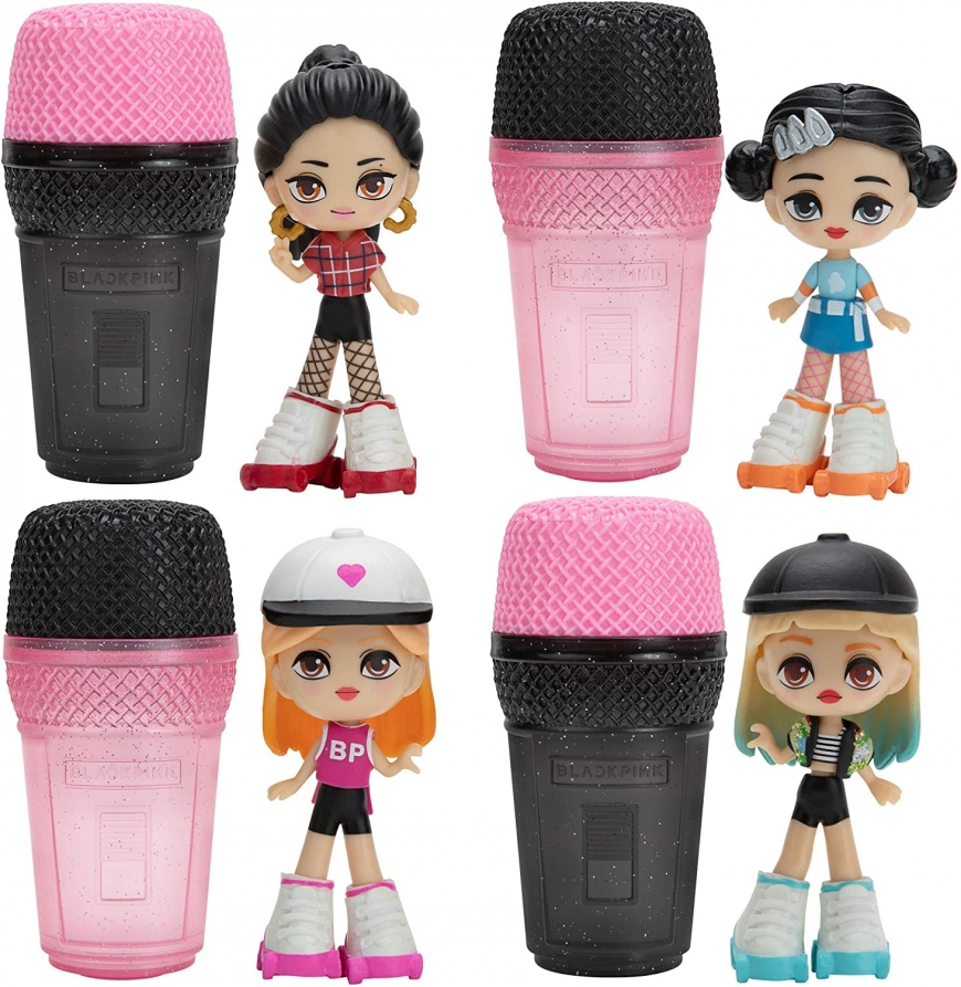 BlackPink Micro Pop Stars Mystery Surprise Figures