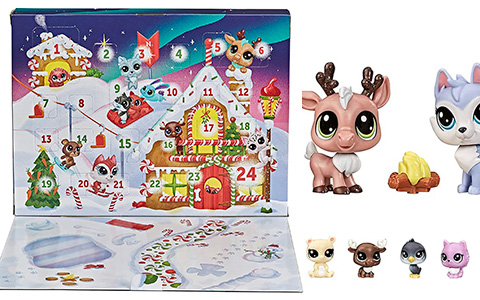Littlest Pet Shop Advent Calendar 2020