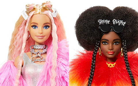 Barbie Extra dolls new promo pictures and links for preorder