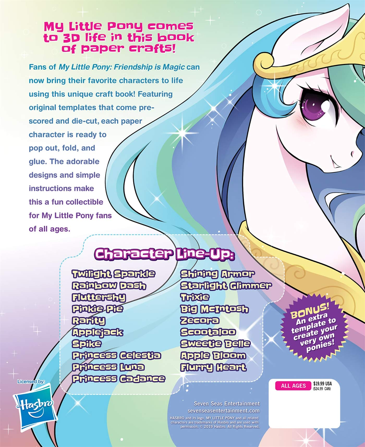 My Little Pony The Movie All About MLP Character Figure Mcintosh