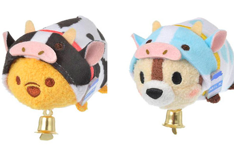 New Chinese New Year: Year of the Ox Tsum Tsum toys