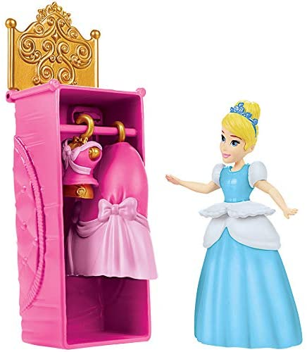 Disney Princess Secret Styles Cinderella Story Skirt playset