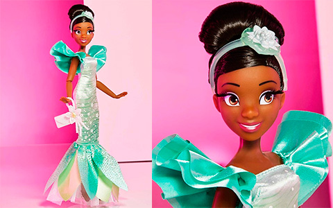 Disney Princess Style Series Tiana doll