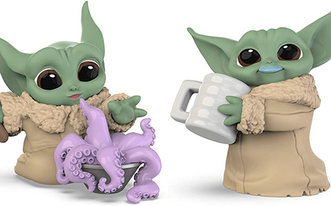 New Star Wars The Bounty Collection Series 3 The Child Grogu Collectible Figures