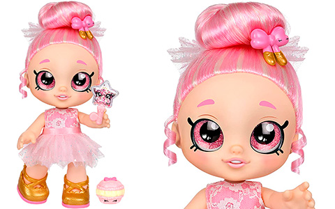 Kindi Kids Pirouetta - Season 4 new doll