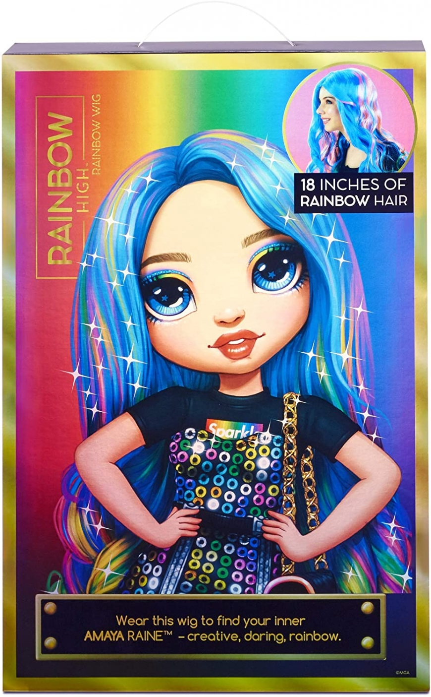Rainbow High Amaya Rain Wig