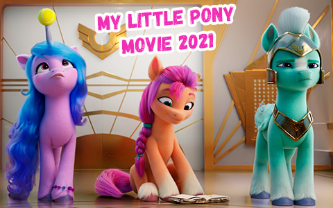 My Little Pony Movie coming in Fall 2021, new reboot G5 season 1 in Fall 2022 and the entire premier schedule till 2024
