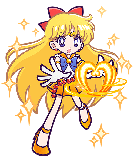 Sailor Moon Eternal characters images cute style