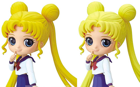 Q posket Usagi Tsukino Sailor Moon Eternal The Movie figure is up for pre-order on Amazon