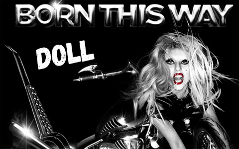 Lady Gaga Born This Way doll and Extra Pack Style with accessory set