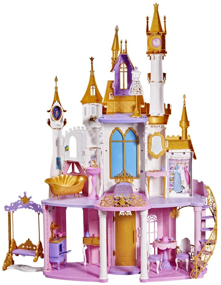 Disney Princess Ultimate Celebration Castle doll house