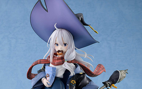Wandering Witch The Journey of Elaina deluxe version figure from Bellfine