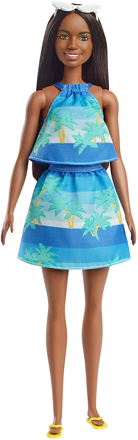 Barbie ocean doll GRB37