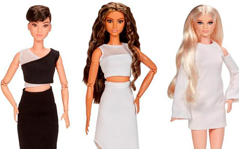 New Barbie Look 2021 dolls