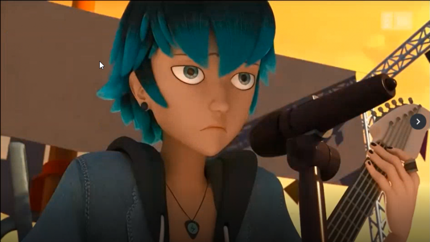 Miraculous Ladybug season 4 episode truth Luka