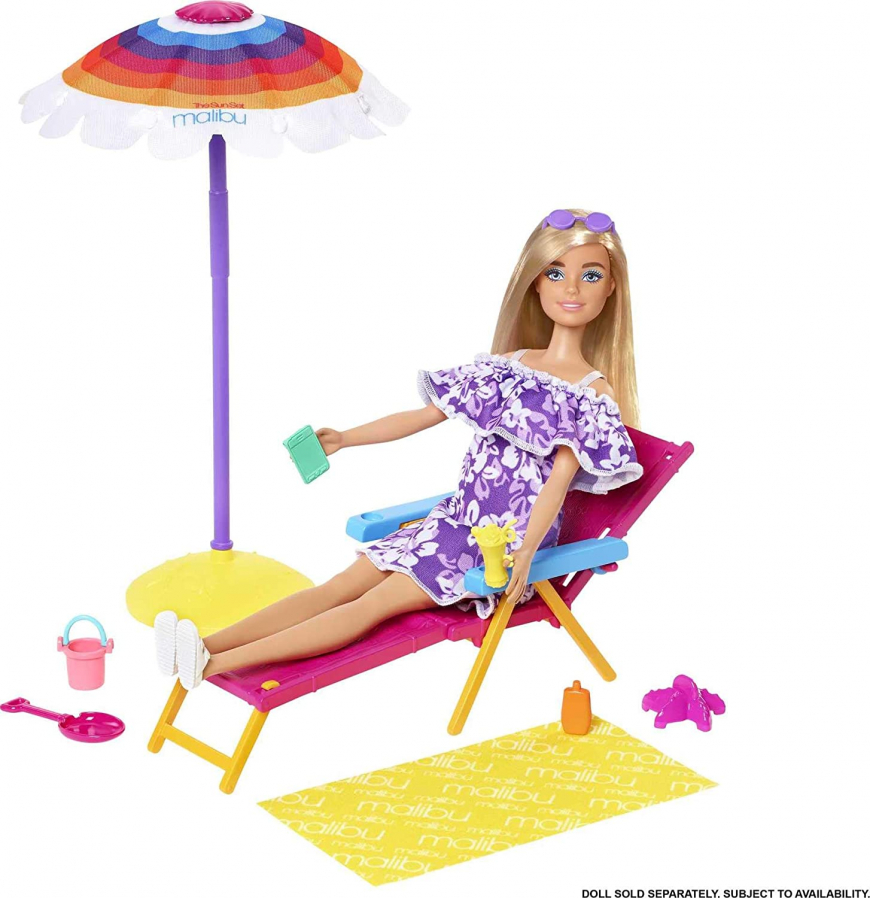 Barbie Loves the Ocean Beach Day Story Starter
